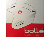Bolle Ski Board helmet. B-Style, Freestyle Adult. Soft Black Plaid. Size 58 – 61