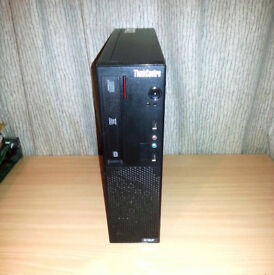 Lenovo ThinkCentre A70 Desktop PC - Intel Dual Core 3.2GHz 4GB 320GB Win 7