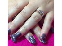 Gorgeous gel polish manicure in Coundon just £10
