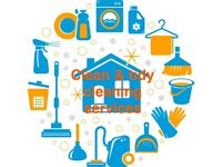Clean & Tidy cleaning services