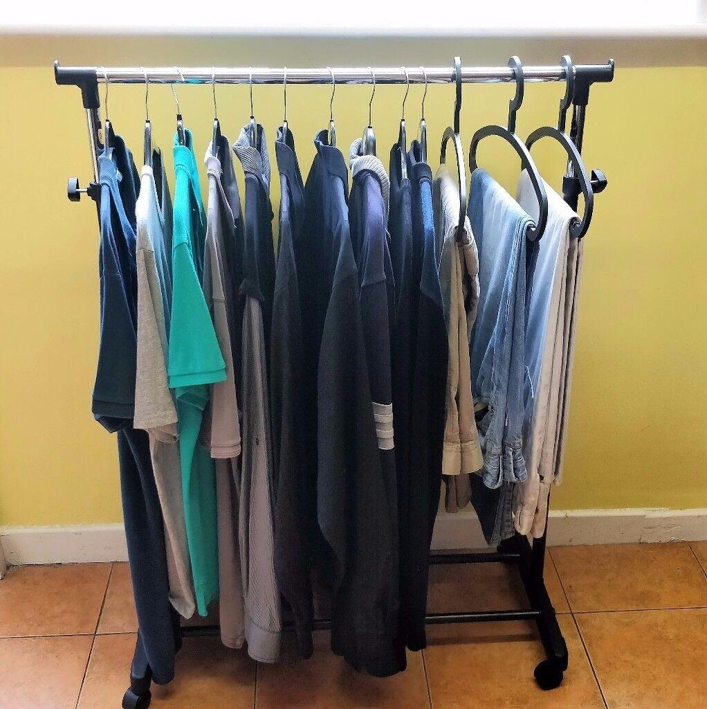 Men's Assorted Clothing Job Lot