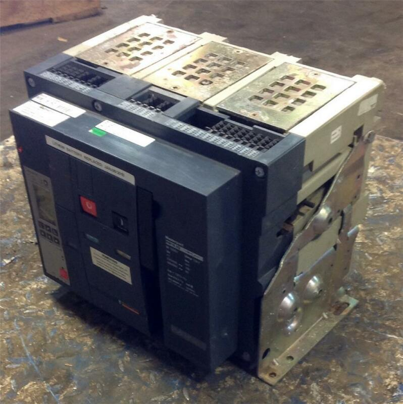 SCHNEIDER ELECTRIC MASTERPACT CIRCUIT BREAKER NW16 H2 *kjs*