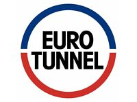 EuroTunnel Single Ticket - Calais to Folkestone
