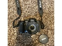 Nikon Coolpix P530 with extra Battery supplied!