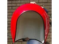 Retro Acoustic telephone hood