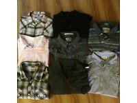 Designer shirts/tops Allsaints,Superdry, Hollister, Diesel, Ralph Lauren
