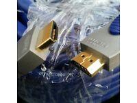Techlink Sky Sat Tv BluRay Box Hdmi cable 15 mtr lead 6, 8, 10, 12