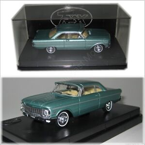 FORD XP FALCON HARDTOP Velvet Green TRAX TR51D 1:43 Scale Diecast Model Car NEW