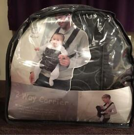 2 Way Baby Carrier