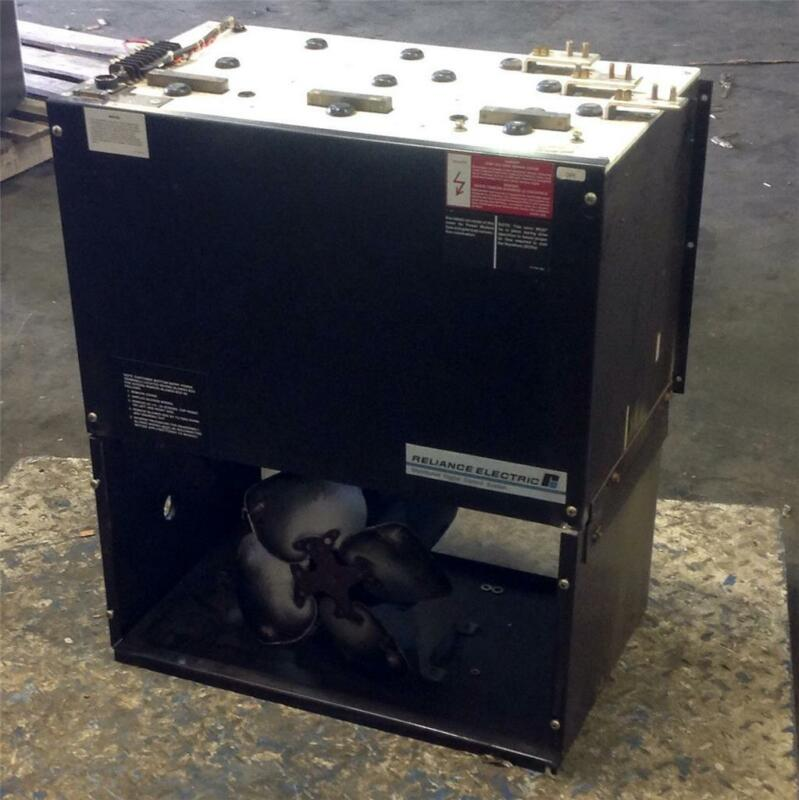 Reliance Electric Power Module 803604-sd, Cover