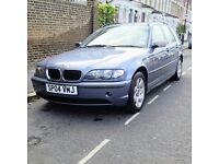 BMW TOURING VERY LOW MILEAGE