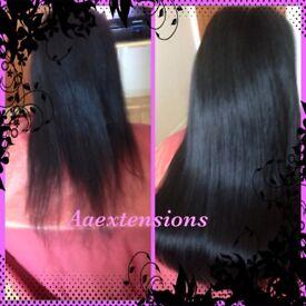 Nano Rings Hair Extensions Peterborough : AAextensions