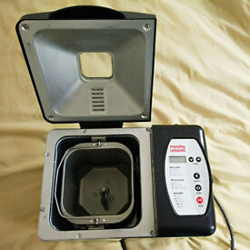 Morphy Richards Stainless Finish Icon Bread Maker Model 48221