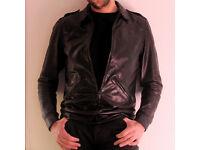 Sterling leather jacket
