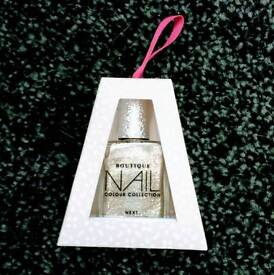 New. Next Fast Dry Bauble Nail Polish