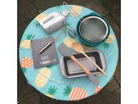 Easy starter baking kit