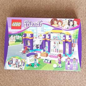 Lego 41312 Friends Heartlake Sports Centre - Brand New