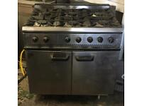 Gas cooker