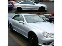 2007 Mercedes CLK 320 CDI AMG Sport