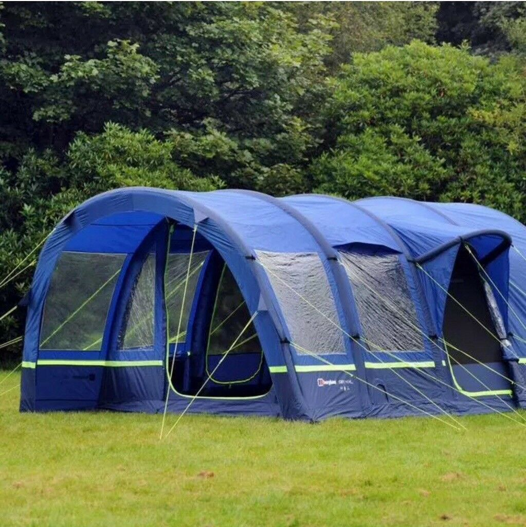 Berghaus Air 4 Xl Tent In Sheffield South Yorkshire
