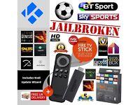 Amazon fire stick FREE MOVIES AMAZON FIRE TV Kodi Fully Loaded✔ Movies✔Sports✔TV✔ Platinum version
