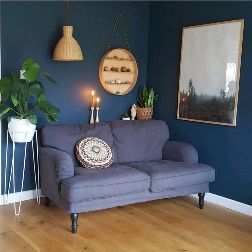 Ikea Stocksund 2 Seater Sofa Armchair In St Austell