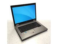TOSHIBA SAT PRO S300 WINDOWS 7 LAPTOP | DUAL CORE 2.00GHZ | 3GB RAM | 160GB HDD
