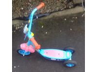 Thomas The Tank Engine Scooter For Sale