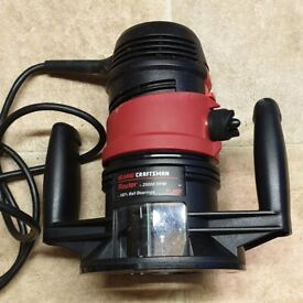 Sears Craftsman Router 120 Volt
