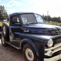 1952 DODGE FARGO PICKUP