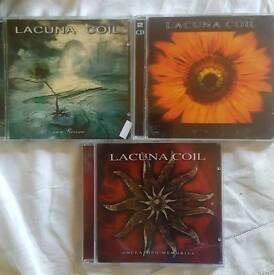 Rock CD's