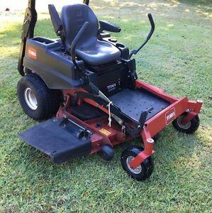 Toro zero turn mower -Titan zx5420 Kunda Park Maroochydore Area Preview
