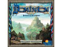 Dominion 2nd Edition. Board Game