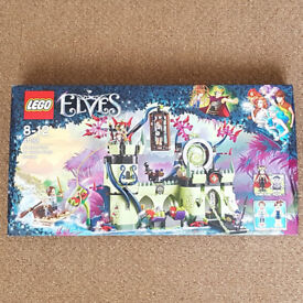 Lego 41188 Elves Breakout from the Goblin King's Fortress - Brand New