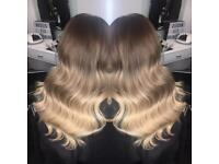 La Weave offers - Hair Extensions