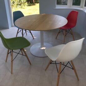 Habitat Round Dining Table