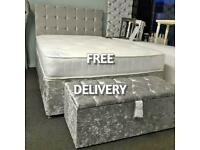 FREE DELIVERY! Brand New Deluxe Beds Direct from the Manufacturer. FREE Headboards!