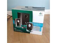 Logitech LS21 Stereo Speaker System