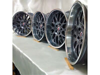 18'' Staggered Rondell's 0058 * BMW * 8.5J&10J