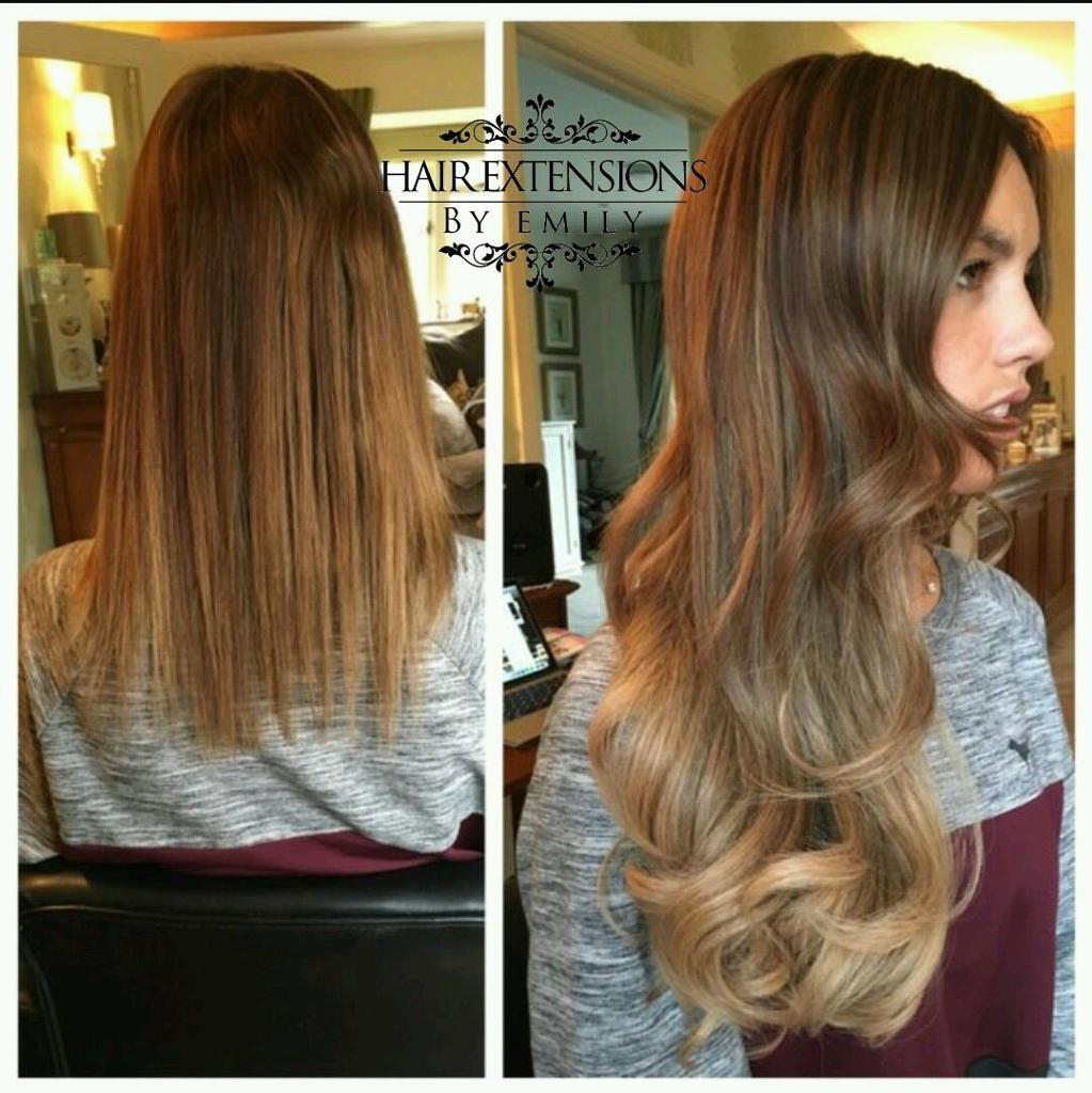 Hair extensions mobile nano rings micro beads fusion bonds image 1 of 9 pmusecretfo Images