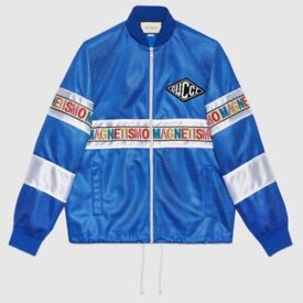 Gucci Magnetismo Limited Edition bomber jacket