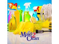 Domestic Cleaners Required in Stratford- Upon- Avon - Part Time