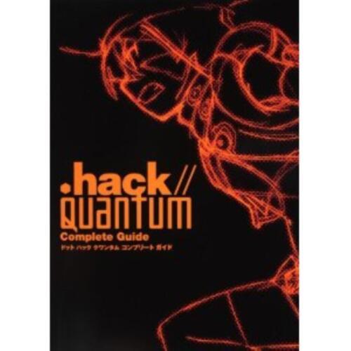 .hack// Quantum complete guide book