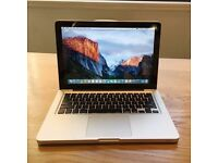 "MacBook Pro 13"" 2012 i5 500GB HDD With Logic Pro, Cubase, Ableton"