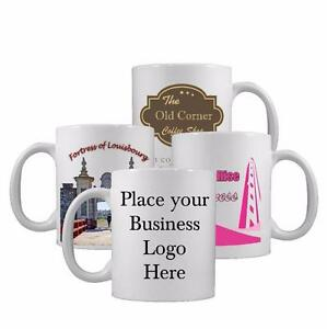 Wholesale Custom Printed Full Color Mugs