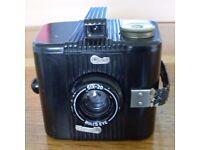 Eastman Kodak Six-20 Bull's Eye Camera (Circa 1938-41)
