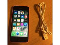 iPhone 5c 8gb pink EE network