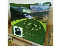 Portable Camping Gas Heater (Boxed and Unused)
