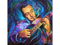 Gypsy jazz project looking for Lead/rhythm guitarist and double bass player