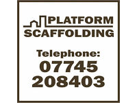 Scaffolding Erection - 100% safety record, free quotations given